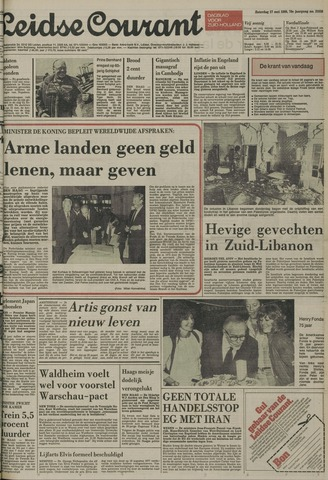 Leidse Courant 1980-05-17