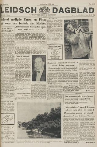 Leidsch Dagblad 1955-06-10
