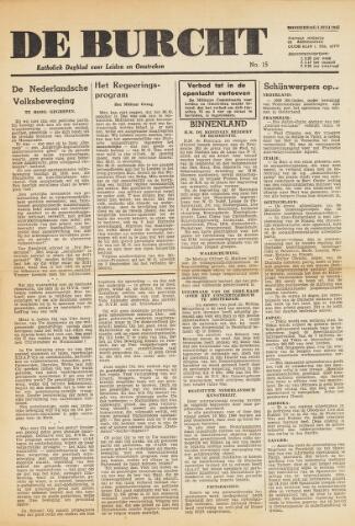 De Burcht 1945-07-05