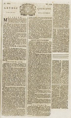 Leydse Courant 1822-09-13