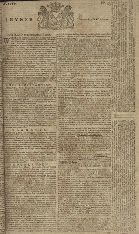 Leydse Courant 1760-04-09