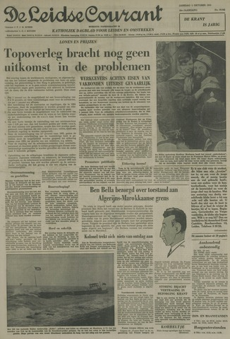 Leidse Courant 1963-10-01