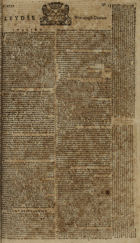 Leydse Courant 1751-02-03