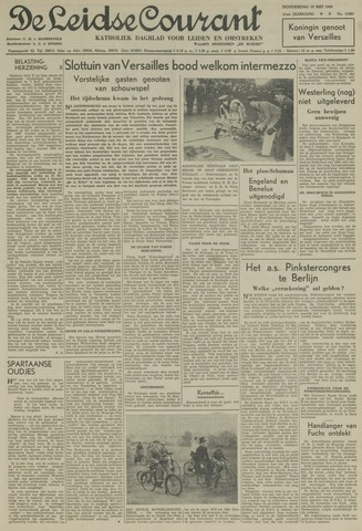 Leidse Courant 1950-05-25
