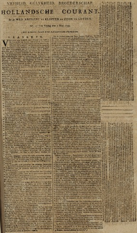 Leydse Courant 1795-05-01
