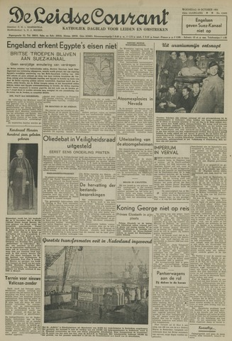 Leidse Courant 1951-10-10