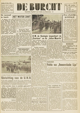 De Burcht 1946-02-15