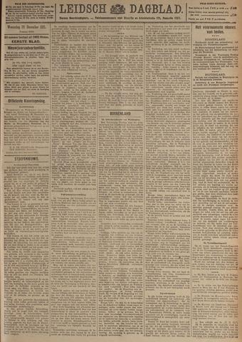 Leidsch Dagblad 1921-12-28