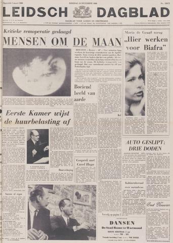 Leidsch Dagblad 1968-12-24