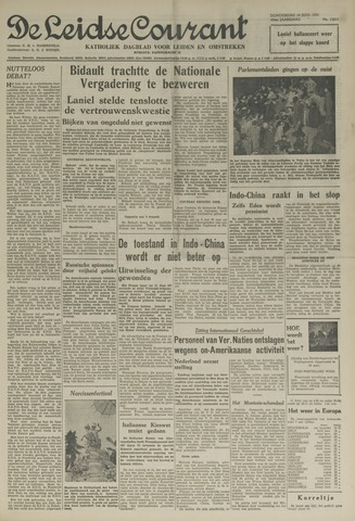 Leidse Courant 1954-06-10