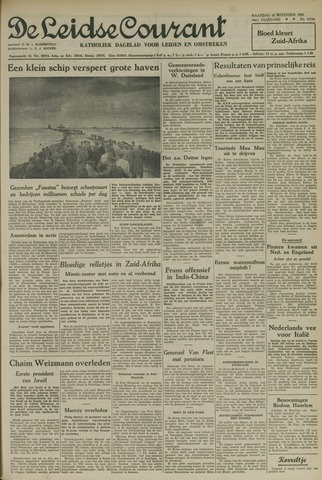 Leidse Courant 1952-11-10