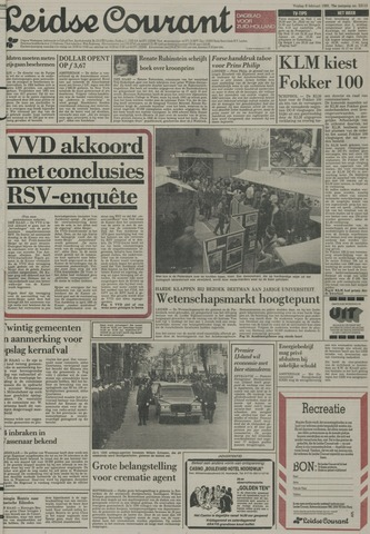 Leidse Courant 1985-02-08