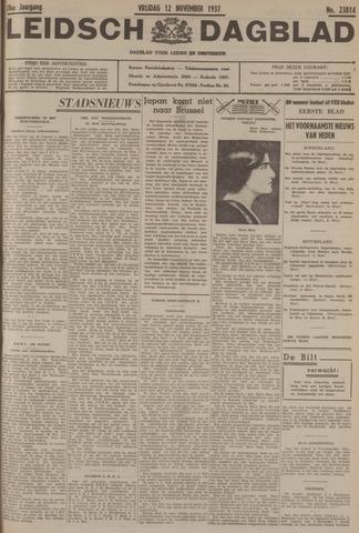 Leidsch Dagblad 1937-11-12