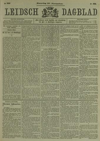 Leidsch Dagblad 1909-11-20