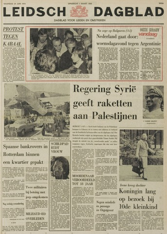 Leidsch Dagblad 1974-06-24