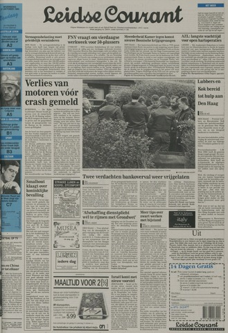 Leidse Courant 1992-10-21