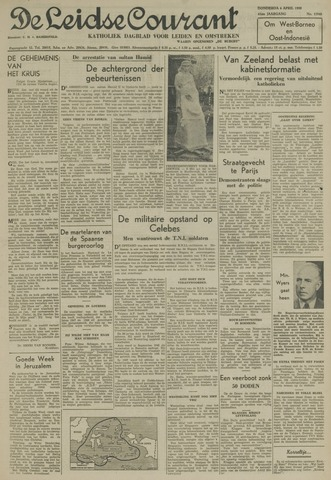 Leidse Courant 1950-04-06
