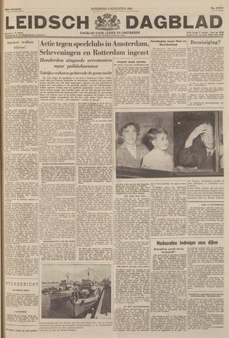 Leidsch Dagblad 1951-08-04