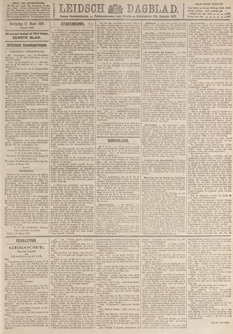 Leidsch Dagblad 1919-03-27