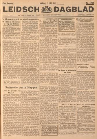 Leidsch Dagblad 1942-05-12