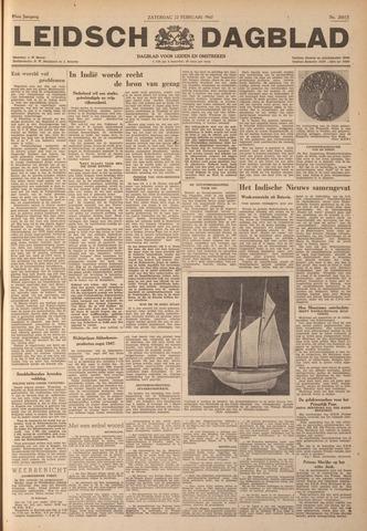 Leidsch Dagblad 1947-02-22