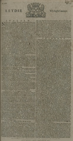 Leydse Courant 1722-10-09