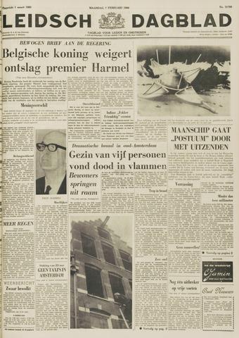 Leidsch Dagblad 1966-02-07