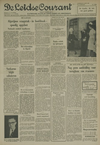 Leidse Courant 1962-06-09