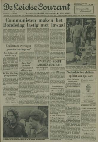 Leidse Courant 1965-04-07
