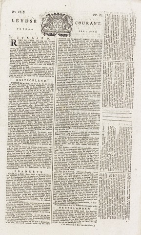 Leydse Courant 1818-06-05