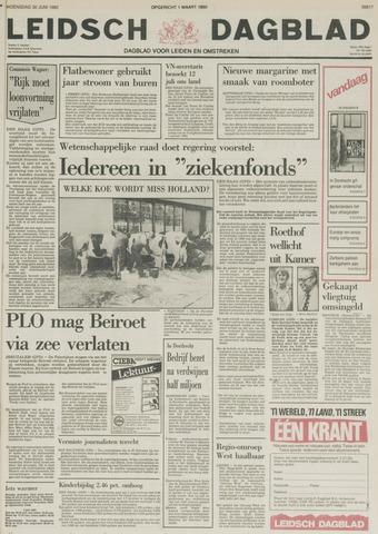 Leidsch Dagblad 1982-06-30