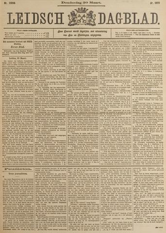 Leidsch Dagblad 1899-03-30