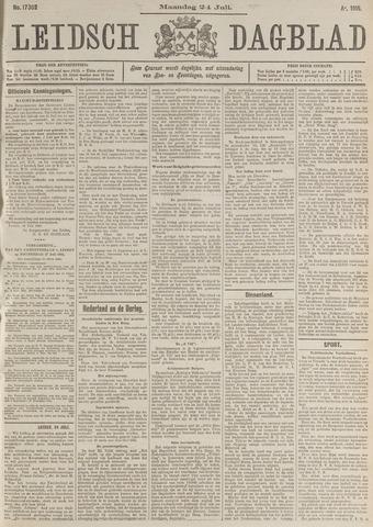 Leidsch Dagblad 1916-07-24