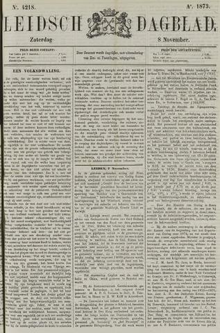 Leidsch Dagblad 1873-11-08