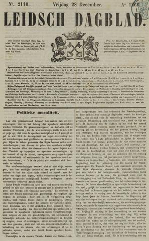 Leidsch Dagblad 1866-12-28