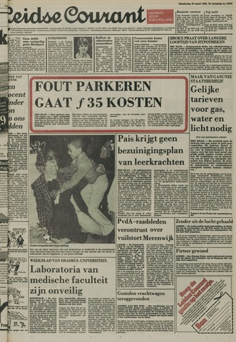 Leidse Courant 1981-03-19