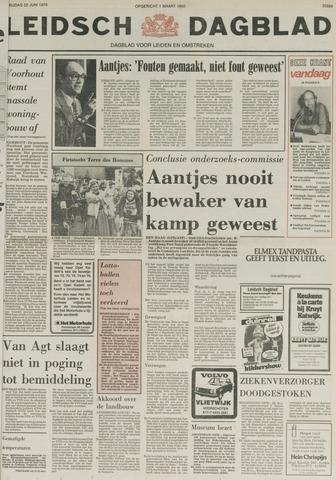 Leidsch Dagblad 1979-06-22