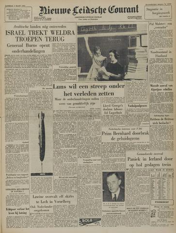 Nieuwe Leidsche Courant 1957-03-02