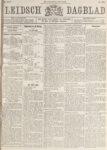 Leidsch Dagblad 1915-07-22