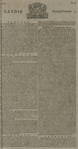 Leydse Courant 1722-06-26