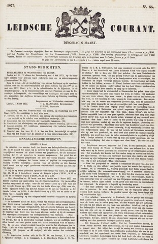 Leydse Courant 1877-03-06