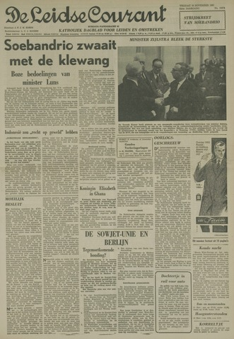 Leidse Courant 1961-11-10