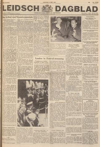 Leidsch Dagblad 1951-05-04