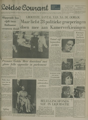 Leidse Courant 1971-03-17