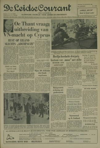 Leidse Courant 1964-08-14