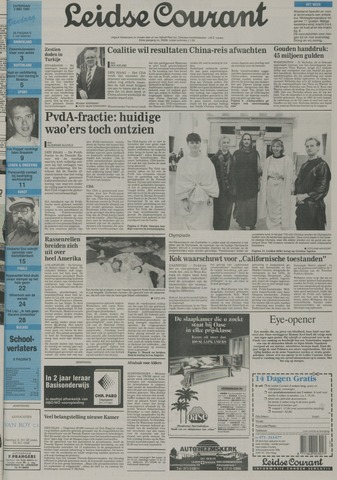 Leidse Courant 1992-05-02