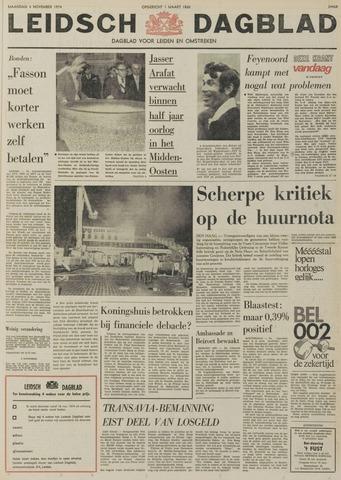 Leidsch Dagblad 1974-11-04