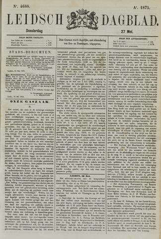 Leidsch Dagblad 1875-05-27