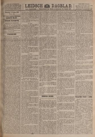 Leidsch Dagblad 1920-10-13