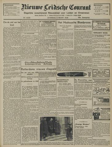 Nieuwe Leidsche Courant 1938-03-05